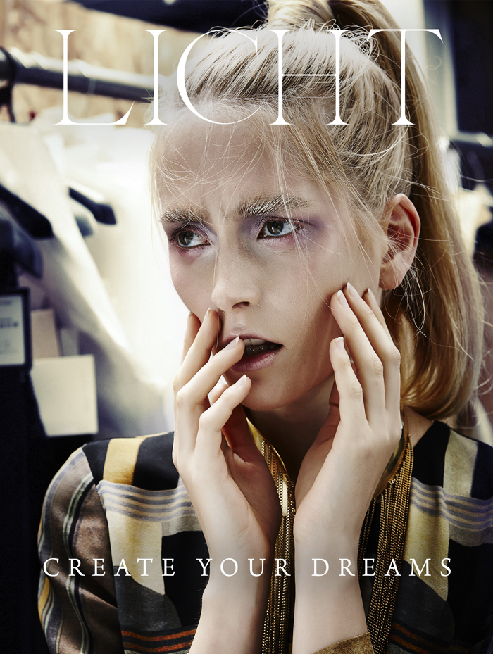 LICHT Magazine - Create Your Dreams