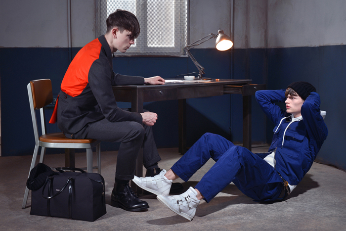 DSQUARED2 MEN PRE-FALL 2015