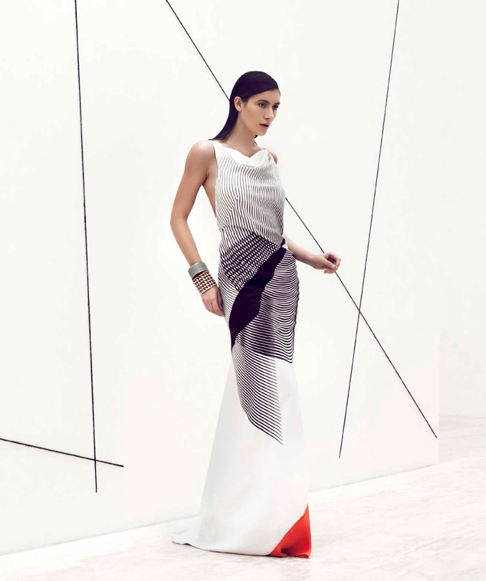 Harper's Bazaar Mexico & Latin America / Carolina Herrera Special - Styling & Creative Direction