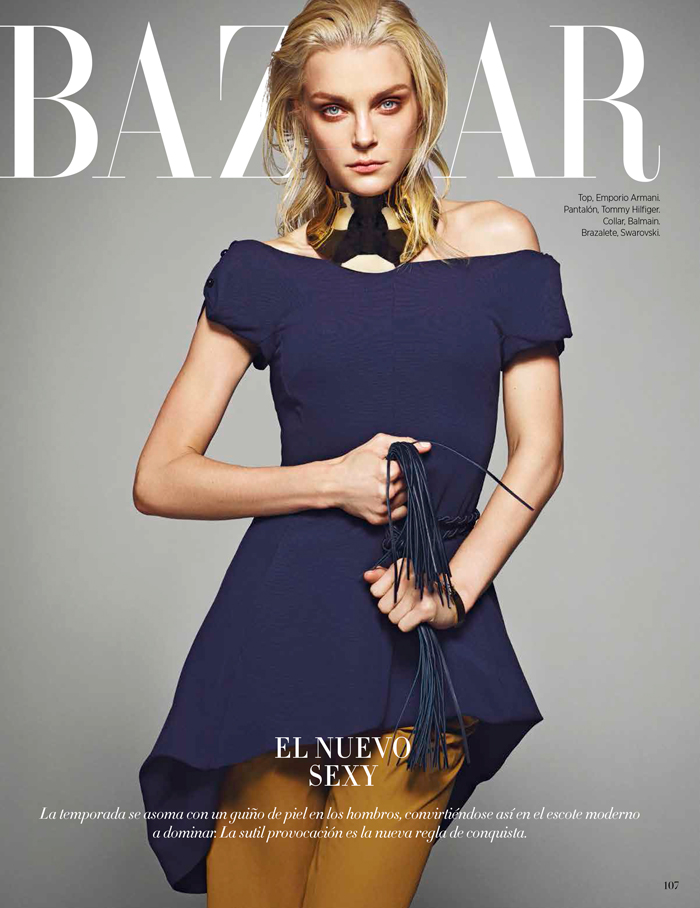 Harper's Bazaar Mexico & Latin America - Creative Direction