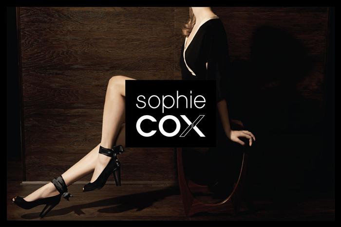 SOPHIE COX campaign